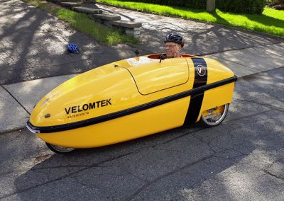 P1051 - VELOMOBILE - VELOMTEK-VX1