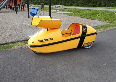 P1058 - VELOMOBILE - VELOMTEK-VX1